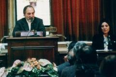 Conferenza di Sarzana (La Spezia - 1998)