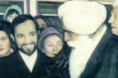 Con Sant Kirpal Singh, Presidente della Fratellanza Mondiale delle Religioni