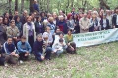 MARCIA PER LA TUTELA DELL'AMBIENTE 2011