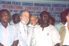 Conferenza di Accra (Ghana - 2003)