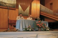 Conferenza di Kishinev (Moldavia - 2007)