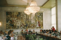 Conferenza di Kishinev (Moldavia - 2001)