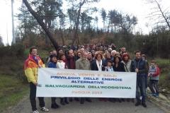 MARCIA PER IL PRIVILEGIO DELLE ENERGIE ALTERNATIVE E SALVAGUARDIA DELL'ECOSISTEMA 2013