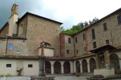 Sargiano: il Chiostro di San Francesco