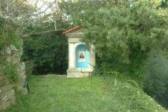 Bosco di Sargiano: Edicola dedicata a Maria Addolorata