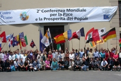 II Conferenza Mondiale per la Pace e la Prosperità dei Popoli (Sargiano, 2002)