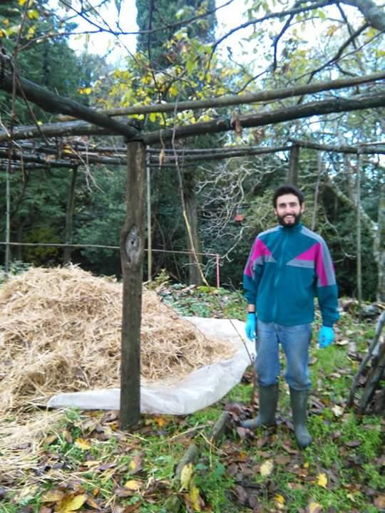 Progetti di agricoltura naturale a Sargiano (Arezzo)